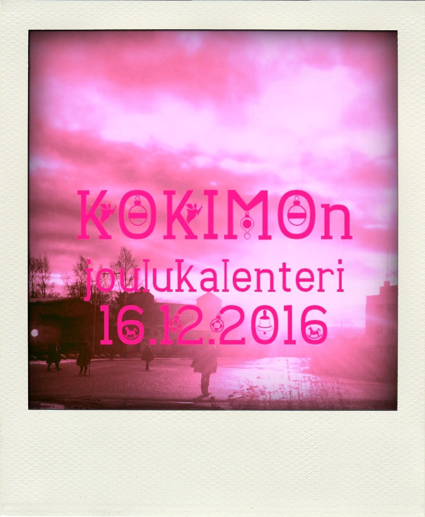 kokimon_joulukalenteri16