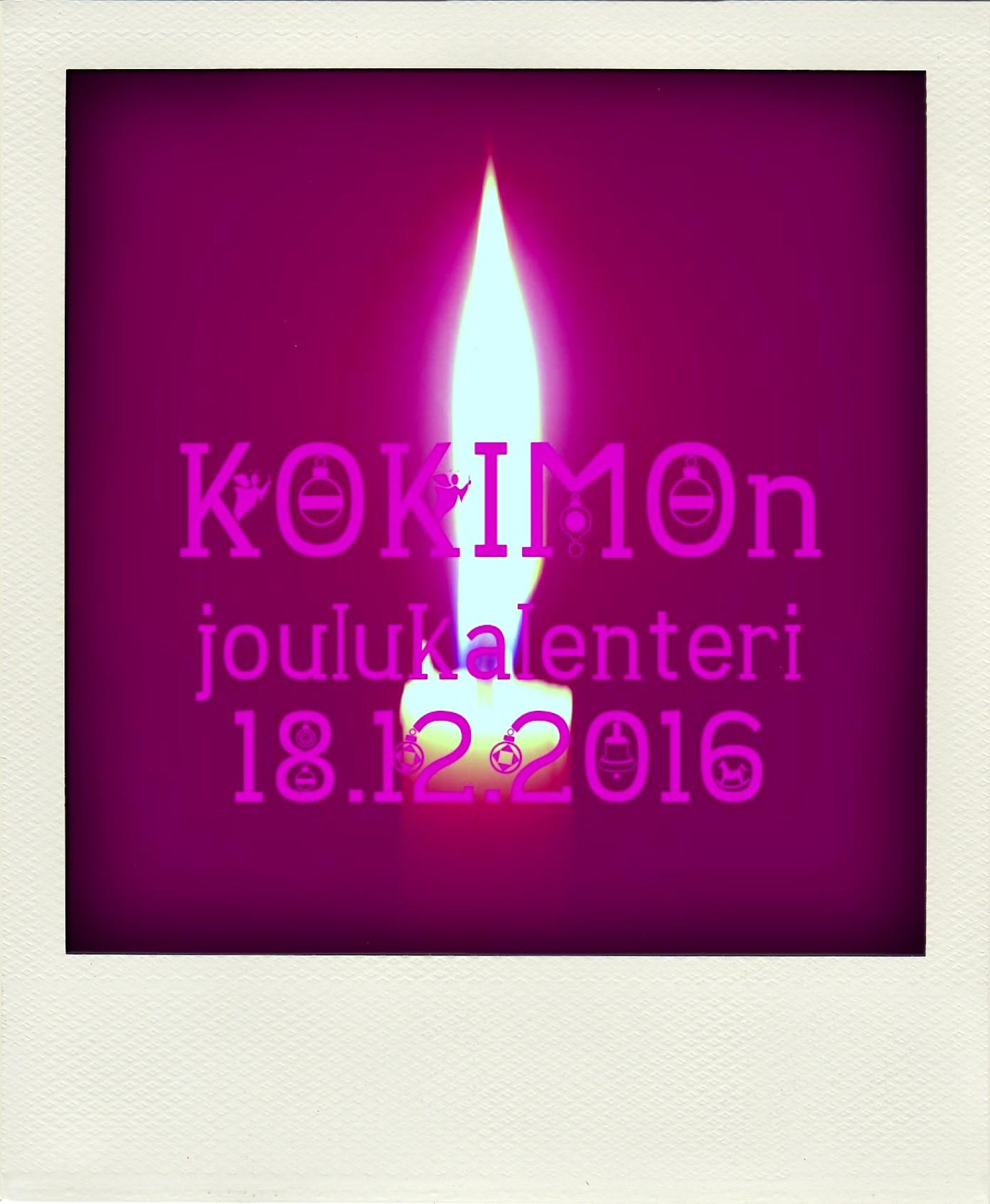 kokimon_joulukalenteri18